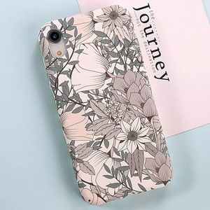 Accessories - NEW iPhone XS MAX/6/6S Daisy Floral Hard Case